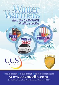 online magazine - Winter Warmers from the Champions of Office Supplies