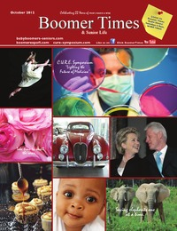 online magazine - Boomer Times October 2012