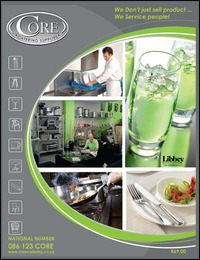 online magazine - Core Catering