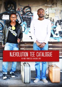 online magazine - njeVolution Tee Clothing Catalogue