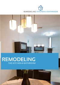 online magazine - Remodeling the Kitchen & Bathroom