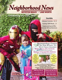 online magazine - Neighborhood News Oct. issue