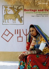 online magazine - Heritage and Us: conserve it for the future