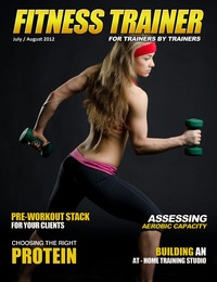 online magazine - Fitness Trainer July/August 2012
