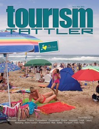 online magazine - Tourism Tattler December 2012