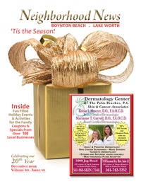 online magazine - Neighborhood News December Issue
