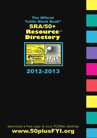 online magazine - SRA/50+ Resource Directory 2012-2013 Central Florida
