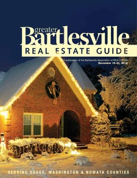 online magazine - Bartlesville Real Estate Guide December 15-31 issue