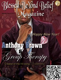 online magazine - Blessed BeYond Belief Magazine January 2013