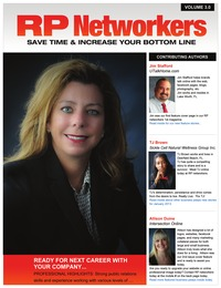 online magazine - Special 3rd edition RP Networkers January 2, 2013