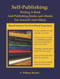 online magazine - Self Publishing: Writing and Publishing Books and eBooks
