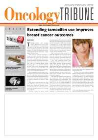 online magazine - Oncology Tribune (Hong Kong) - Jan/Feb 2013 Issue