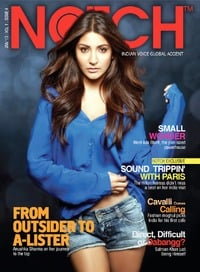 online magazine -  NOTCH - India's First Digital Lifestyle Magazine
