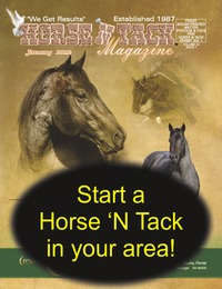 online magazine - Horse 'N Tack Home Page