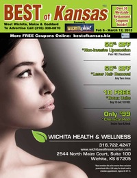 online magazine - Wichita Plus Coupon Magazine