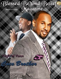 online magazine - Blessed Beyond Belief Magazine March 2013 issue