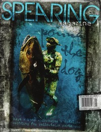 online magazine - Spearing Magazine's first issue of 2013 V6.1