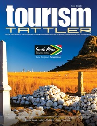 online magazine - Tourism Tattler January 2013