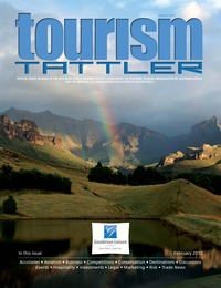 online magazine - Tourism Tattler February 2013