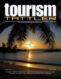 online magazine - Tourism Tattler March 2013