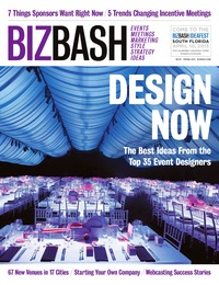 online magazine - BizBash Washington DC Spring 2013
