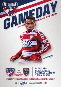 online magazine - March 23 vs. Real Salt Lake