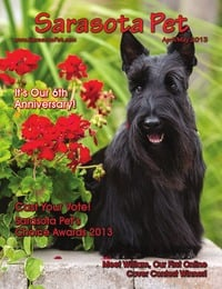 online magazine - Sarasota Pet - April/May 2013