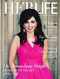 online magazine - HERLIFE Central Valley April '13 issue