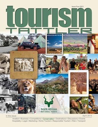 online magazine - Tourism Tattler April 2013
