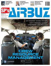 online magazine -  SP's AirBuz April-May 2013