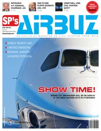 online magazine - SP's AirBuz April-May 2012