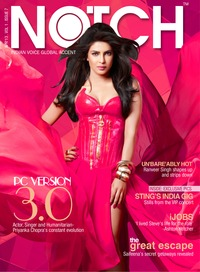 online magazine - NOTCH April 2013 Issue