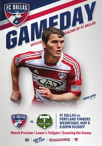 online magazine - May 8 vs. Portland Timbers