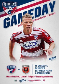 online magazine - May 11 vs. DC United