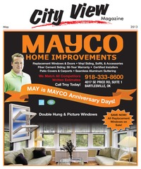 online magazine - City View Magazine May 2013 issue