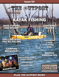 online magazine - The Outpost Magazine v12