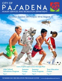 online magazine - 2013 Summer Recreation Guide
