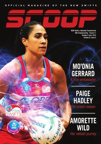 online magazine - NSW Swifts SCOOP - Issue 5, Volume 6