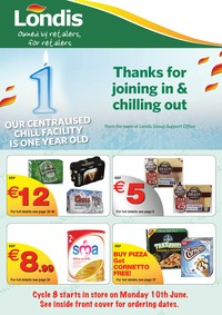 online magazine - Londis Retailer Brochure Cycle 8