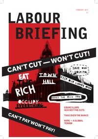 online magazine - Labour Briefing 2013-02
