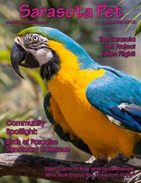 online magazine - Sarasota Pet - June/July 2013