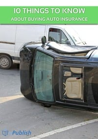 online magazine - 10 THINGS TO KNOW ABOUT BUYING AUTO INSURANCE