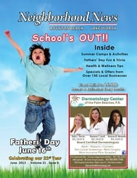 online magazine - Neighborhood News- June 2013 Issue
