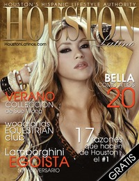 online magazine - HOUSTON Latinos - July 2013 - V2