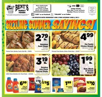 online magazine - Bent's Family Foods Week 23 Ad