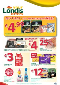 online magazine - Londis Special Offers available until 30th June