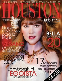 online magazine - Houston Latina - July 2013 -v.06-15-13