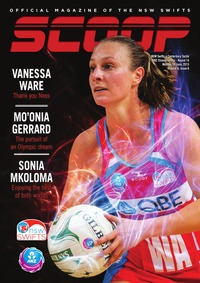 online magazine - NSW Swifts SCOOP - Issue 6, Volume 6