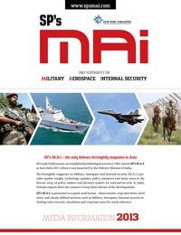 online magazine - SP's MAI - Media Kit