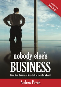 online magazine - Nobody Else's Business